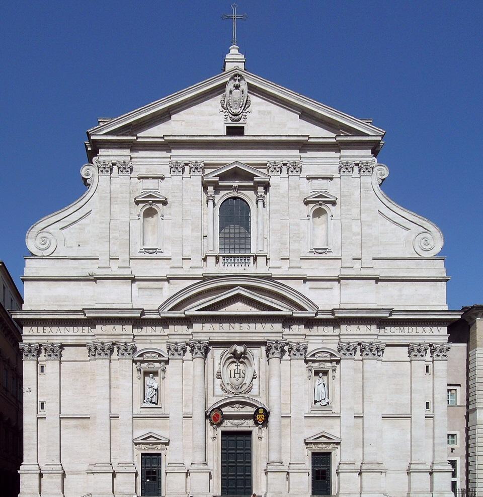 Iglesia del Gesù, Roma